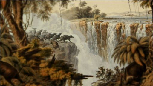 The Lost Diary of Dr. Livingstone -- Dr. Livingstone Discovers & Names Victoria Falls
