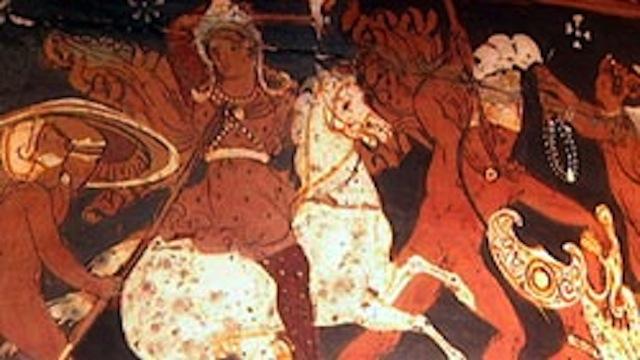 Amazon Warrior Women Background Secrets Of The Dead Pbs
