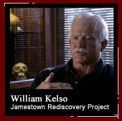 Death at Jamestown: William Kelso