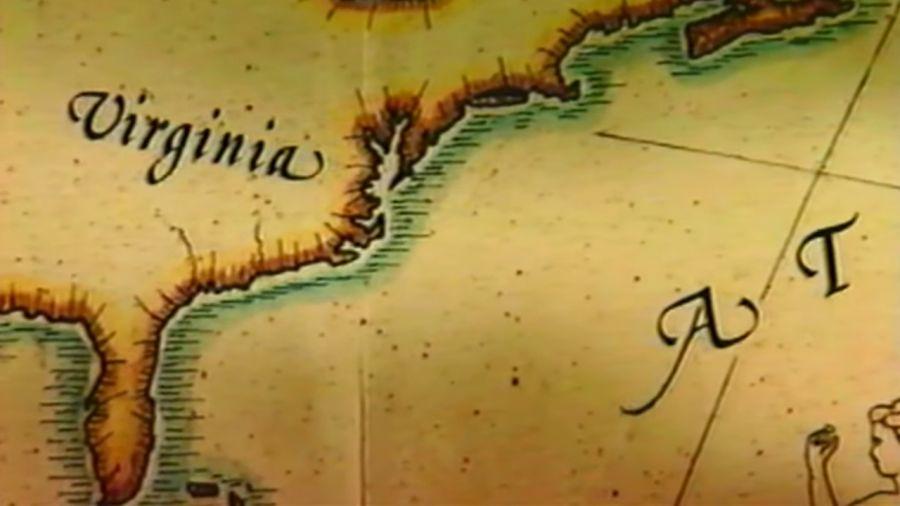 Death at Jamestown