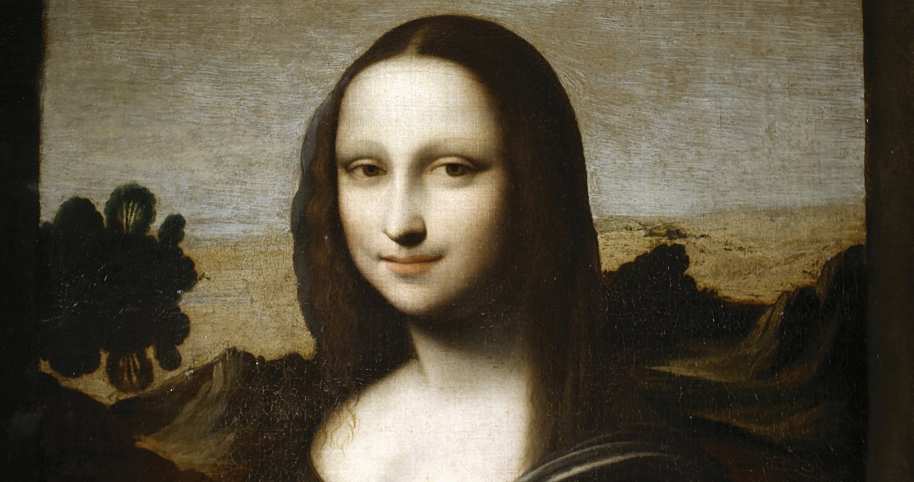 The Mona Lisa Mystery. Behind the Scenes Gallery