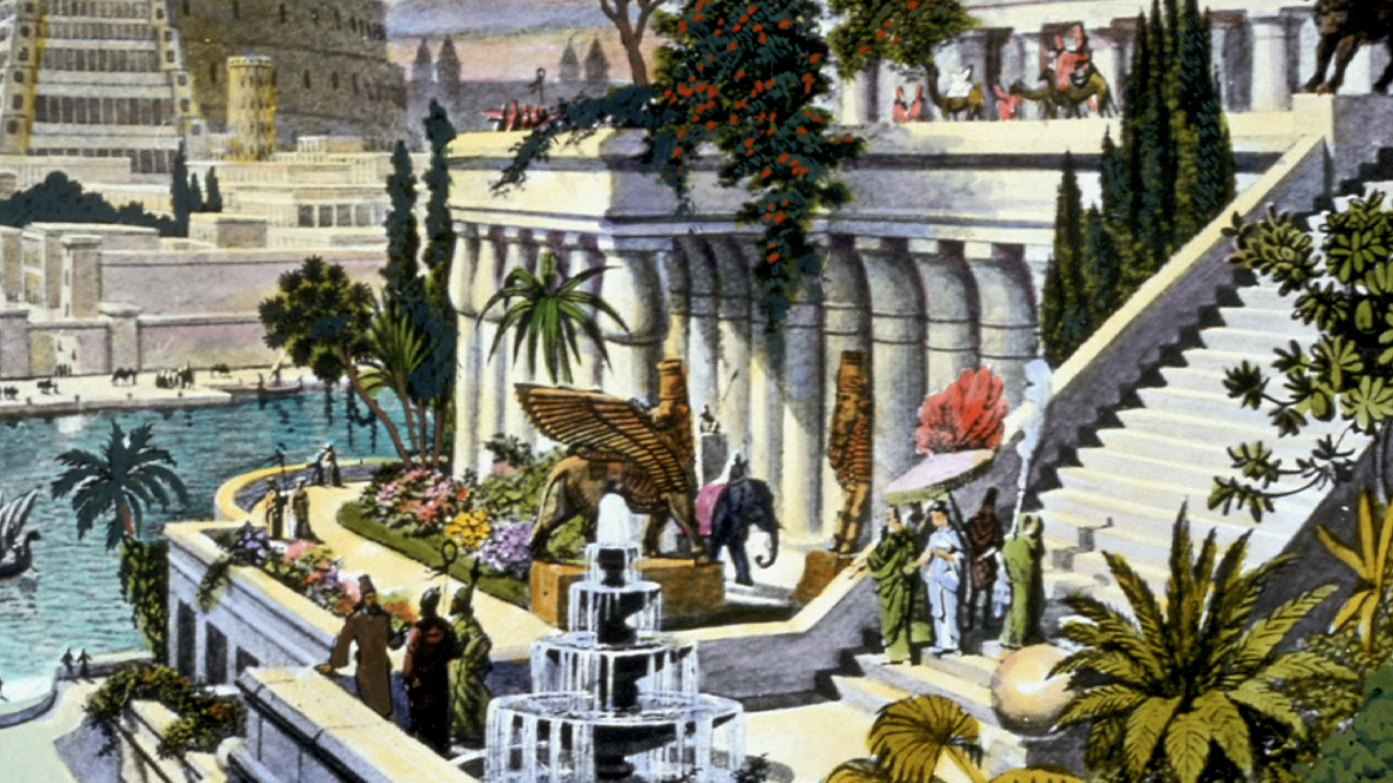 The Hanging Gardens of Semiramis - is it truth or fiction