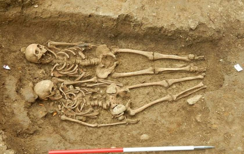 Source: University of Leicester Archaeological Services