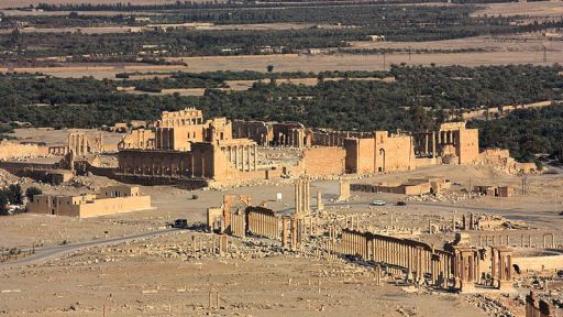 Concern about Palmyra's Ancient Treasures – Secrets in the News: May 16 – 22, 2015