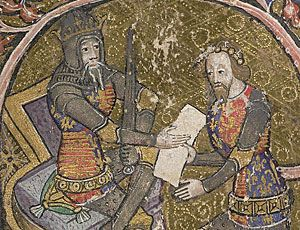 The coronation of Richard II took place July 16th, 1377 – Secrets in the News: July 11 – July 17, 2015