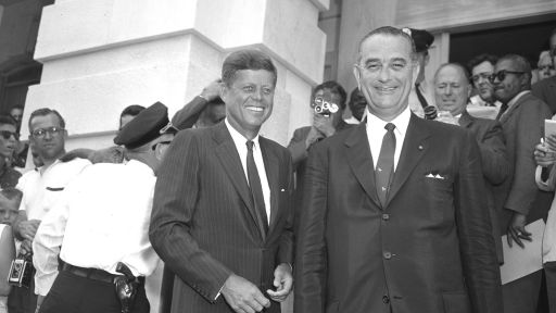 JFK & LBJ: A Time for Greatness --  JFK & LBJ: A Time for Greatness