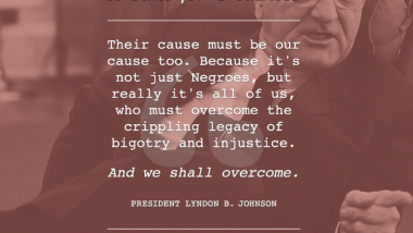 Quotes by Lyndon B. Johnson