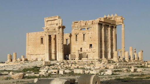Syria's Palmyra Temple of Bel 'Severely Damaged' by Islamic State – Secrets in the News: August 29 – September 4, 2015