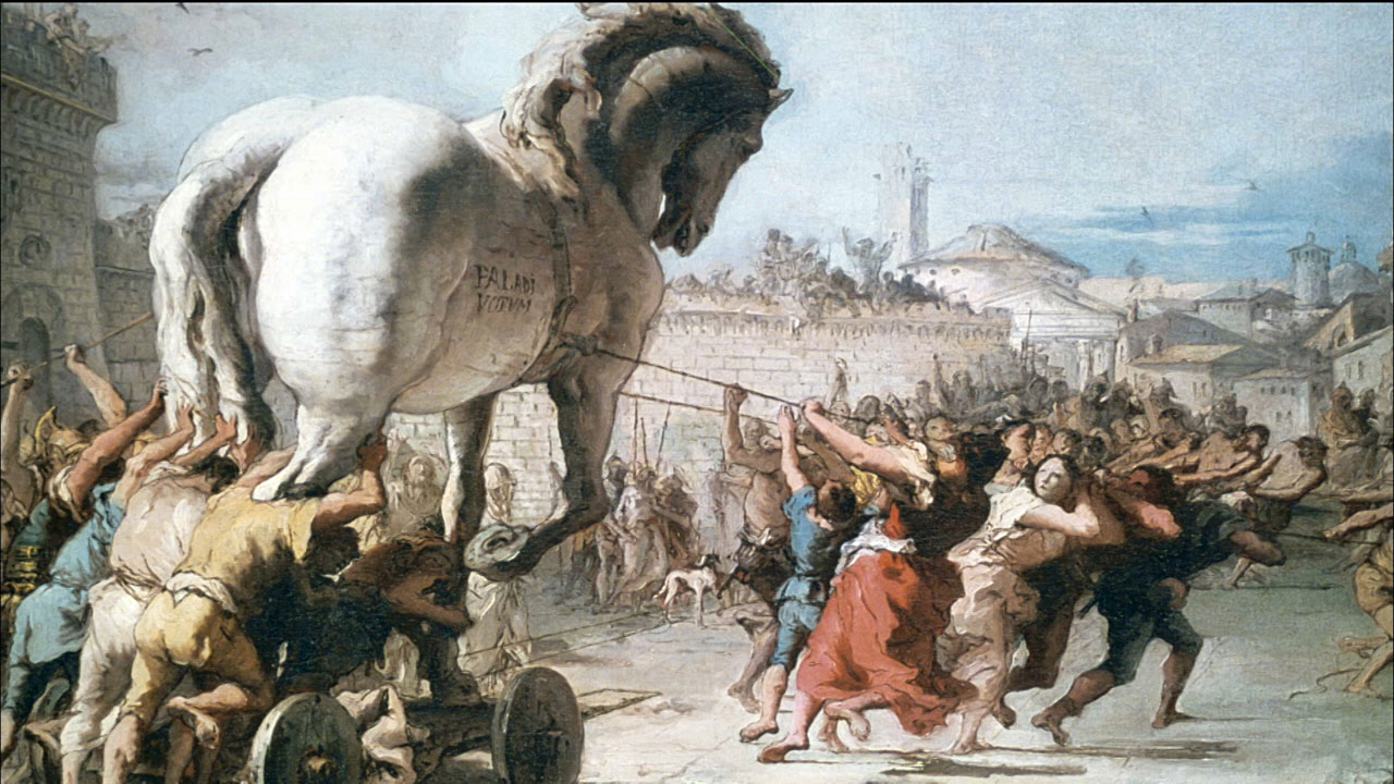 The Real Trojan Horse | Preview | Secrets of the Dead | PBS