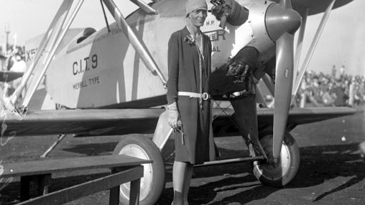 Celebrating the achievement of Amelia Earhart – Secrets in the News: January 9 – 15, 2016