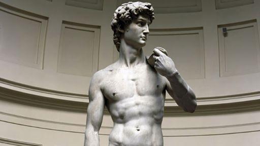 Celebrate the anniversary of Michelangelo's birthday