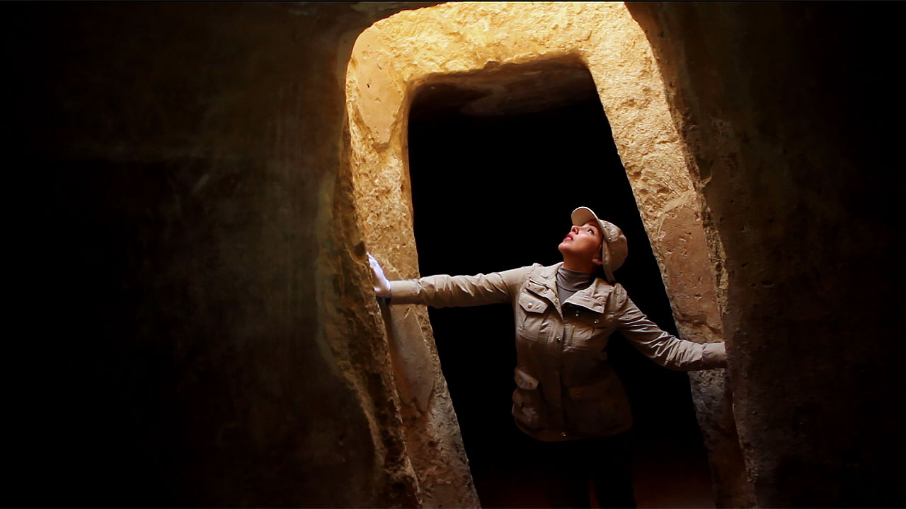 Queen Cleopatra Tomb Cleopatra's Lost Tom...