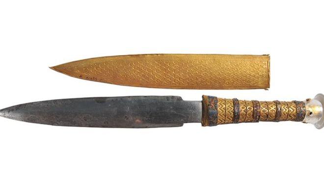 King Tut's Dagger