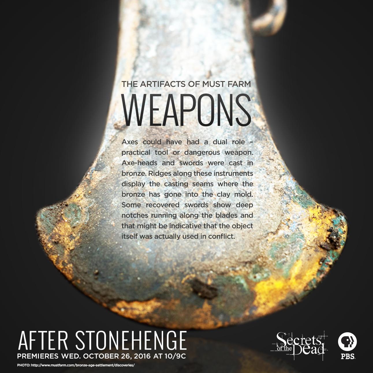 Secrets-AfterStonehenge-Weapons
