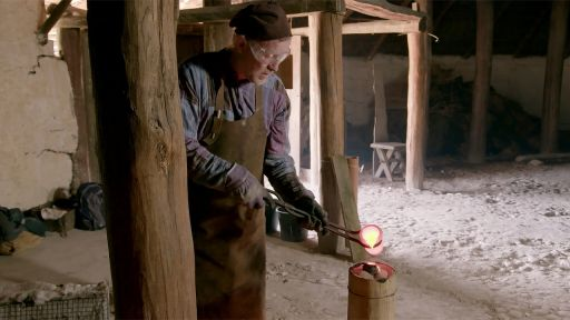 Clip |  Discovery and development of Bronze Age Swords