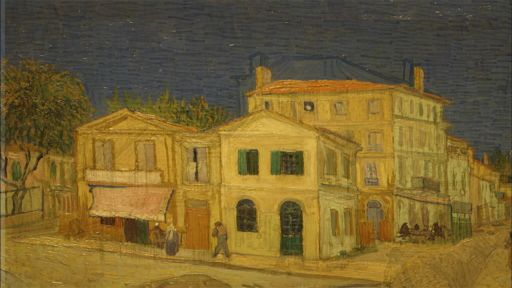 Van Gogh's Ear -- The Yellow House
