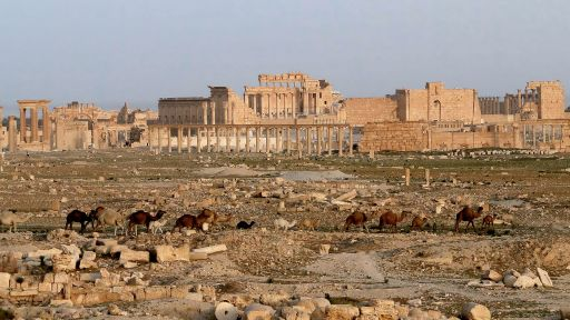 ISIS Destroyed More Iconic Archaeological Monuments in Syria