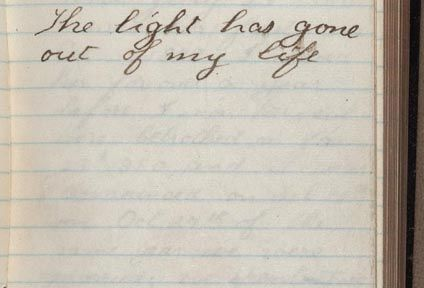 What Teddy Roosevelt Wrote in His Diary the Day His Wife Died
