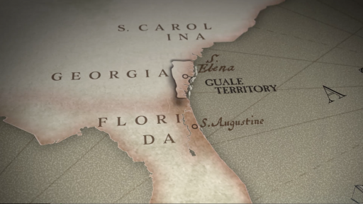 Secrets of Spanish Florida -- The true story behind the Guale Uprising