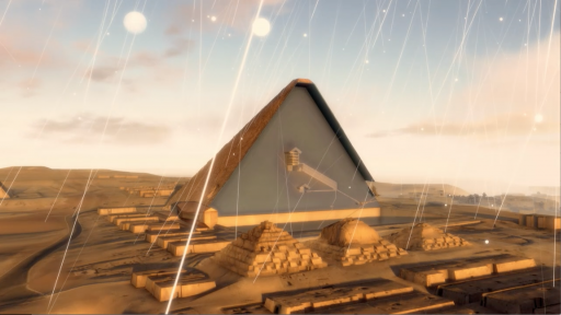 Clip |  Particle Physics Helps Scientists Look Inside the Great Pyramid