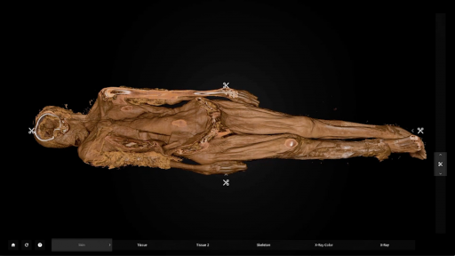 The Woman in the Iron Coffin -- This Virtual Autopsy Reveals a Surprising Discovery