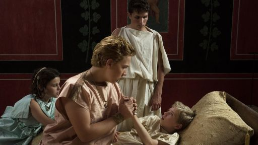 The Nero Files -- Did Nero Poison Britannicus for the Throne?