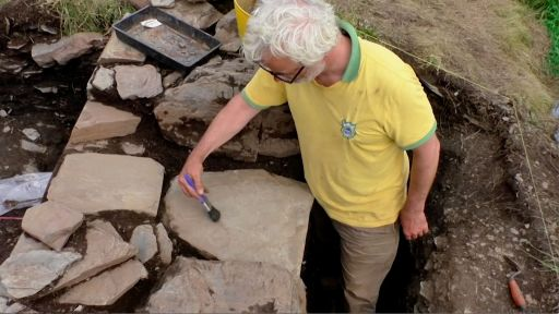 Clip |  Archaeologists Discover a Look into the Dark Ages