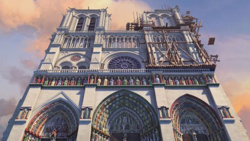 Building Notre Dame: About the Film