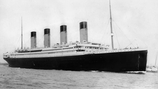 Abandoning the Titanic