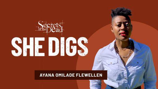 She Digs: Ayana Omilade Flewellen
