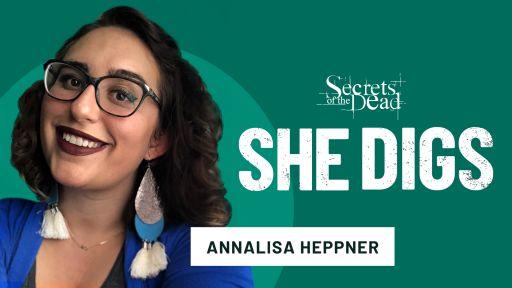 She Digs: Annalisa Heppner