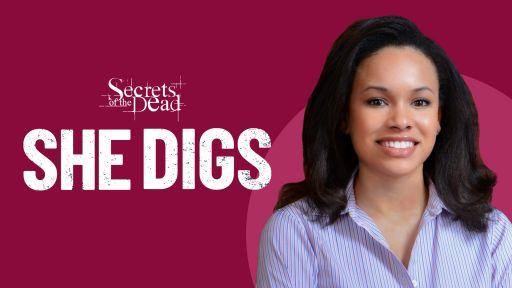 She Digs – Andrea Achi