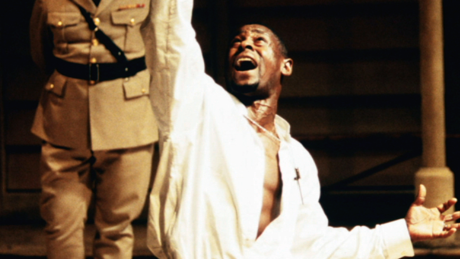 what role does race play in othello
