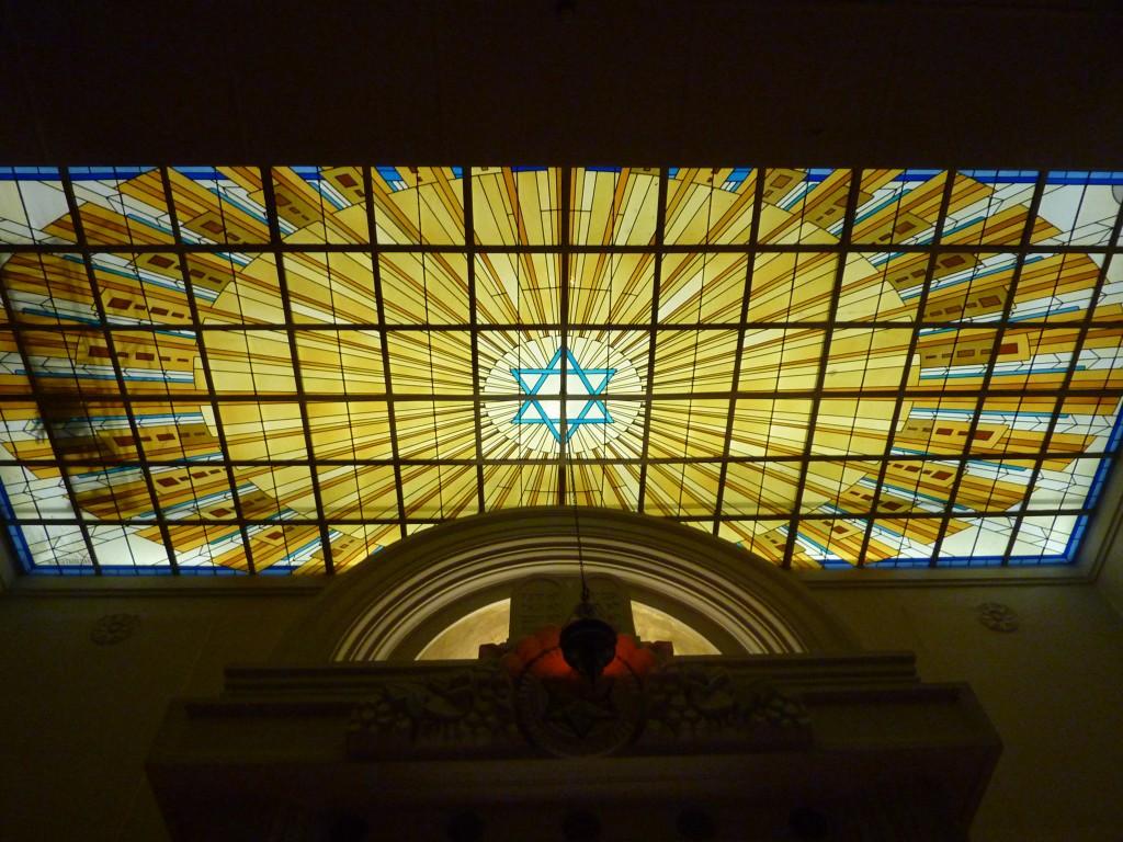Synagogue Rue Copernic, Paris, France