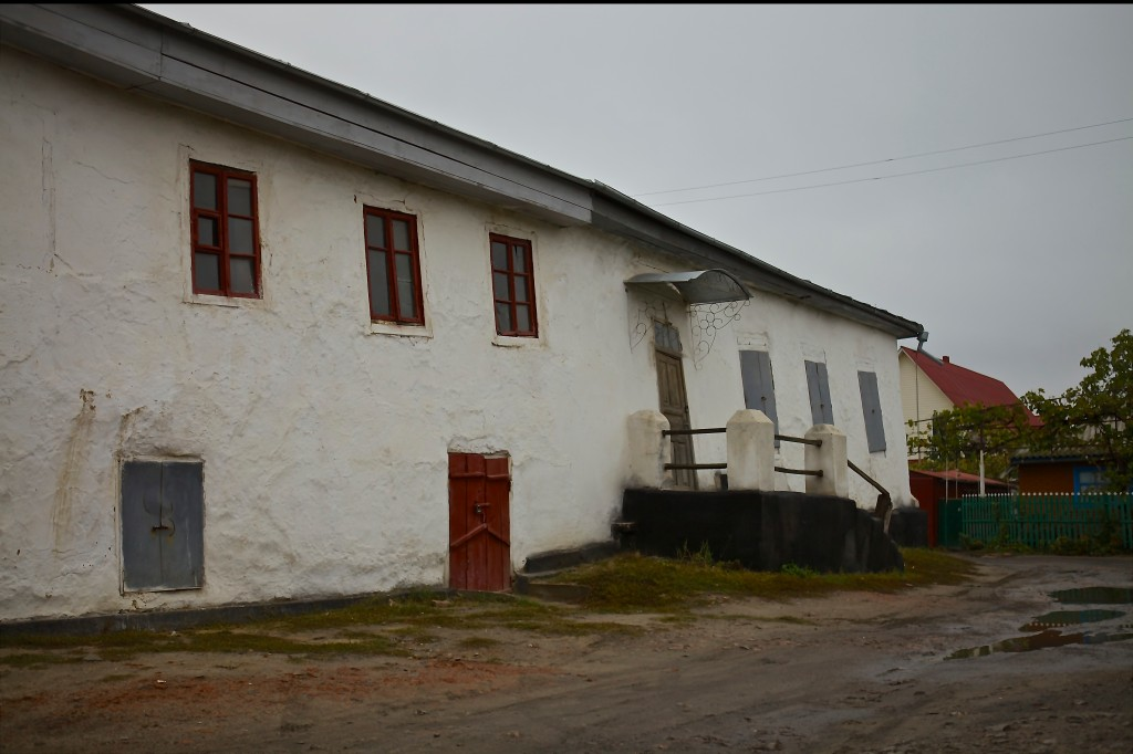 Houses at Bershad, Ukraine