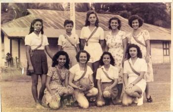 Mum's netball team 088