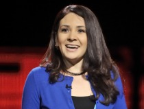 Pearl Arredondo speaking at TED Talks Education