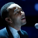 John Legend performs live at TED Talks Education.