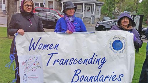 Women and Peace Building | Women Transcending Boundaries