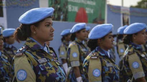 What You Need To Know About Women and Peacekeeping