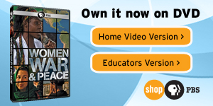 Women War & Peace on DVD