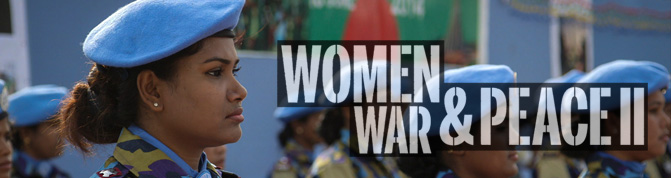 WOMEN WAR & PEACE II