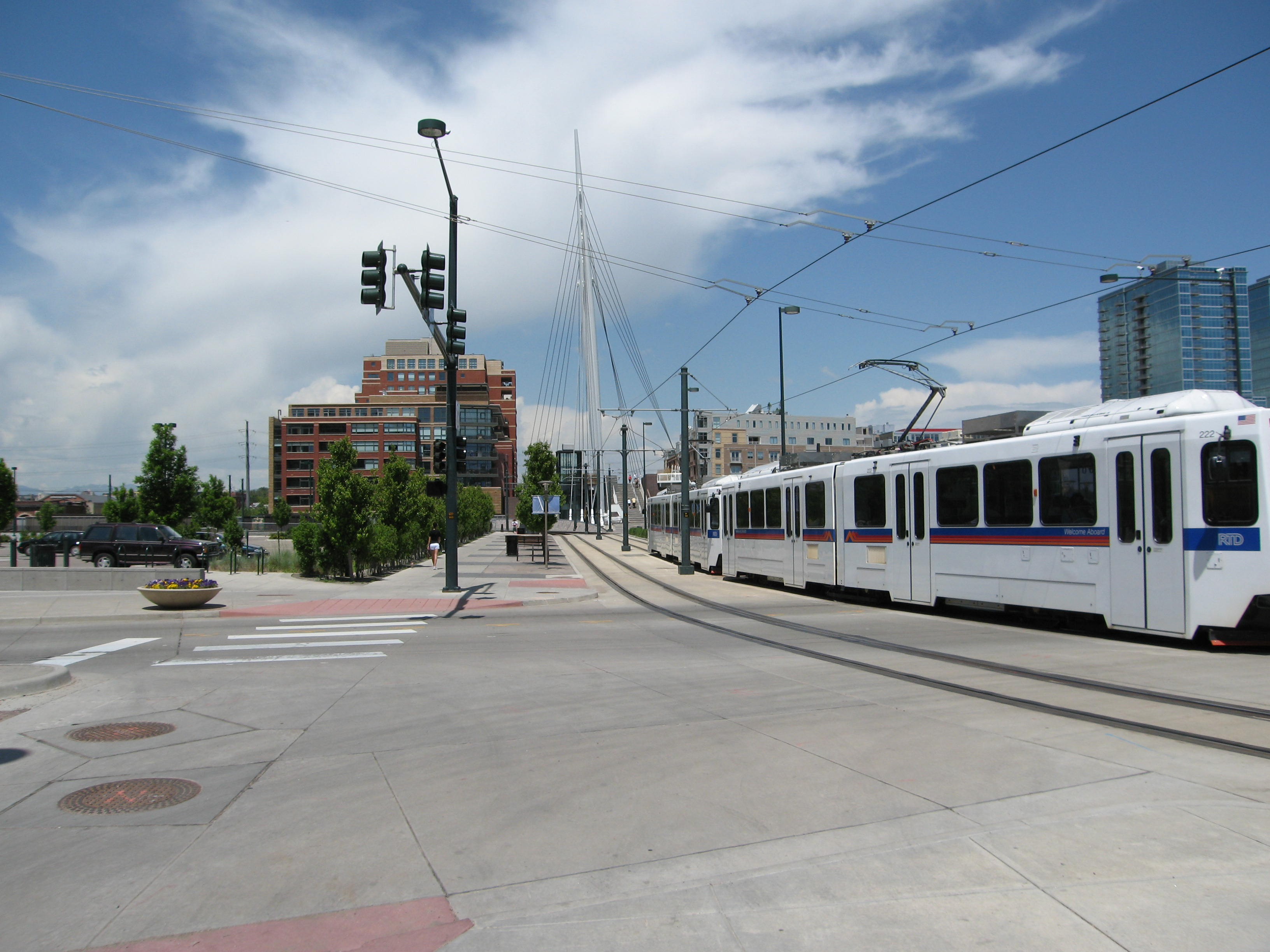 The next american system report boomtown denver blueprint denver light rail near union station malvernweather Images