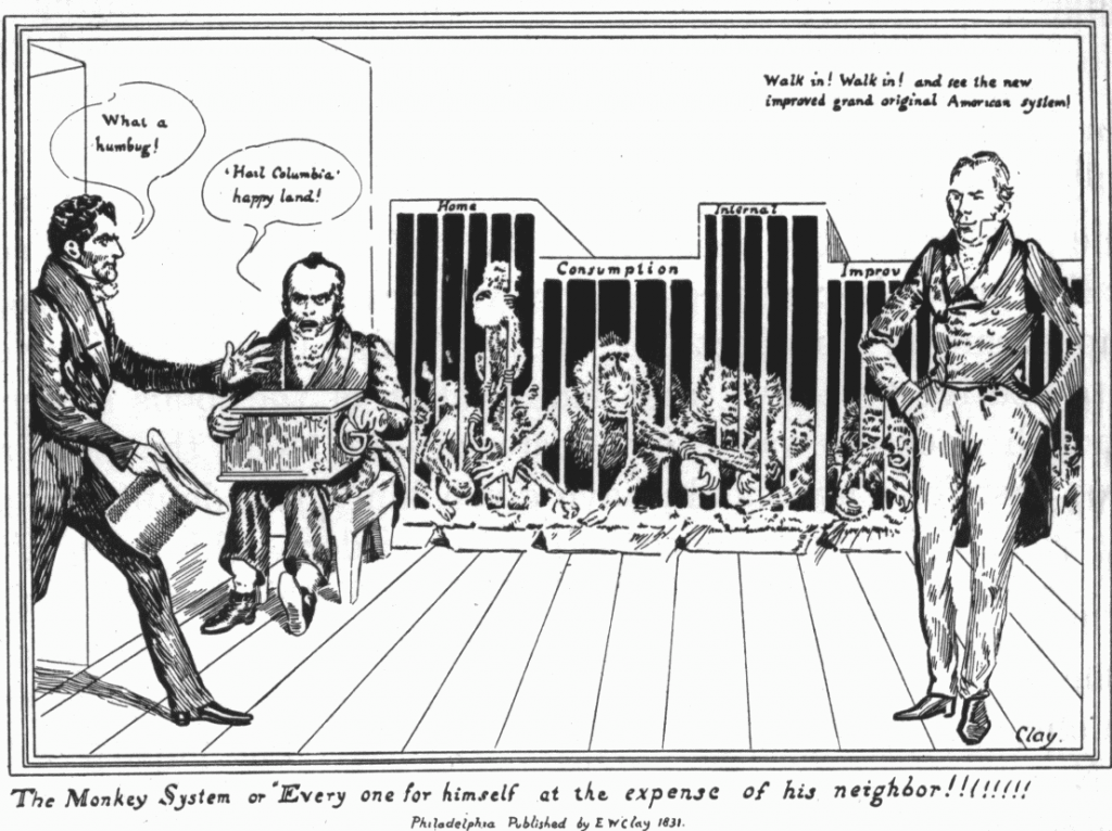 Henry_Clay_-political cartoon