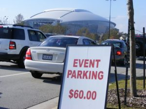 Arlington event parking 300x225