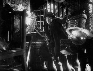 Peter Lorre in M (1931).