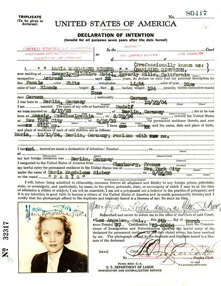 Biography: Marlene Dietrich | Cinema's Exiles | PBS : Cinema's Exiles