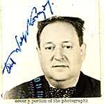 Erich Wolfgang Korngold citizenship application