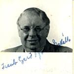 S.Z. Sakall citizenship application