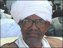 Omar Al-Bashir, President of Sudan